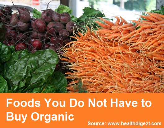 Foods You Do Not Have to Buy Organic