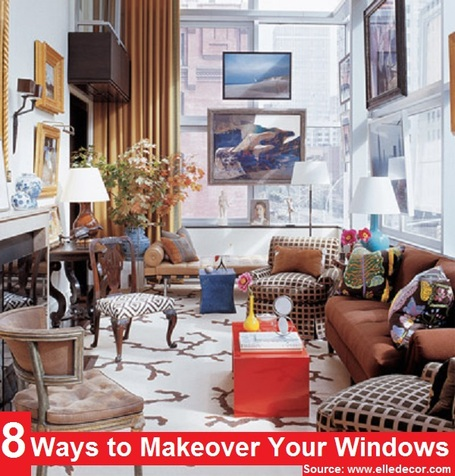 8 Ways to Makeover Your Windows