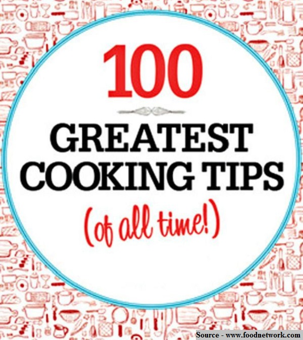 Foodnetwork Com The Kitchen: 100 Greatest Cooking Tips Of All Time