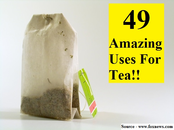49 Amazing Uses for Tea