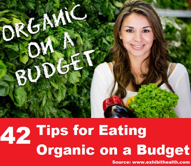 42 Tips for Eating Organic on a Budget
