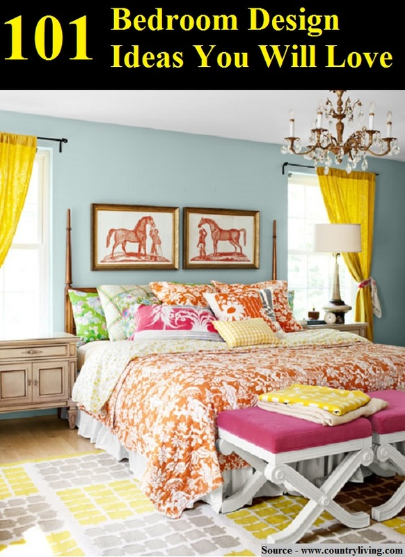 101 Bedroom Design Ideas You Will Love