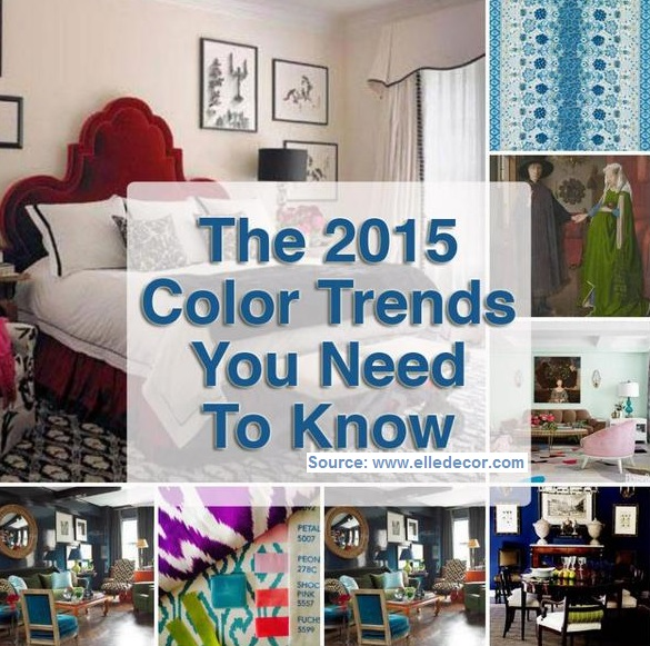 The 2015 Color Trends You Need To Know HOME And LIFE TIPS