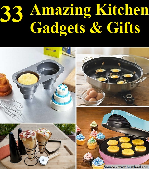 33 Amazing Kitchen Gadgets And Gifts