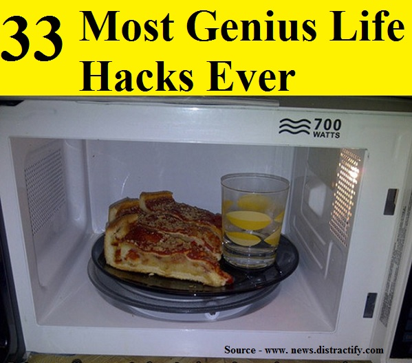 33 most genius life hacks ever home and life tips