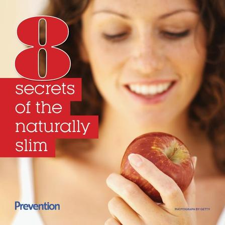 8 Secrets of the Naturally Slim