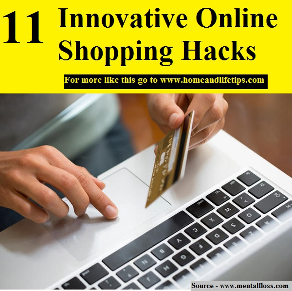 11 Innovative Online Shopping Hacks