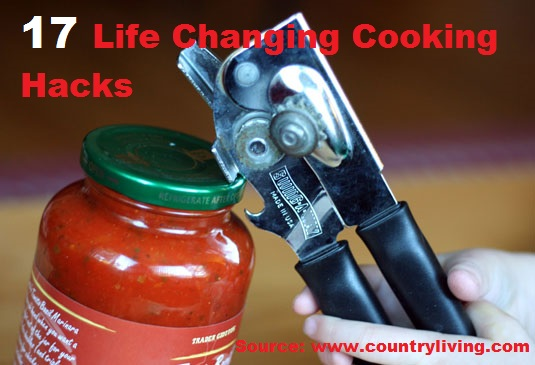 17 Life Changing Cooking Hacks